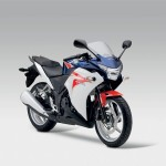 CBR250r right front