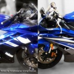 New R15 twin R6
