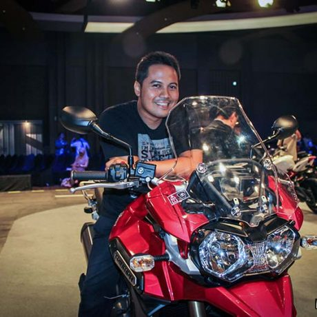 Triumph Indonesia Launched (3)