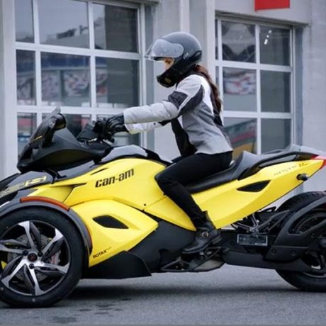 1393026748_Danica-Patrick-takes-a-turn-on-a-Can-Am-Spyder-RS-S