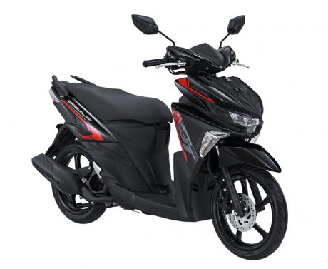 All New Soul GT Bravery Black (hitam)