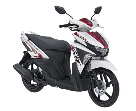 All New Soul GT Explorer White (putih)
