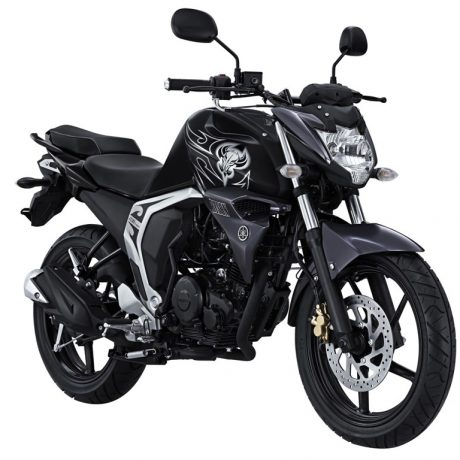 All New Byson FI Black Fighter