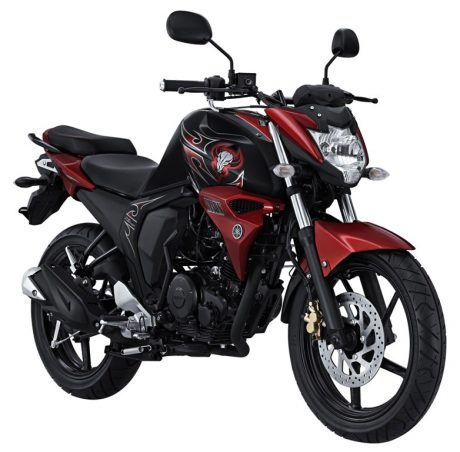 All New Byson FI Red Combat