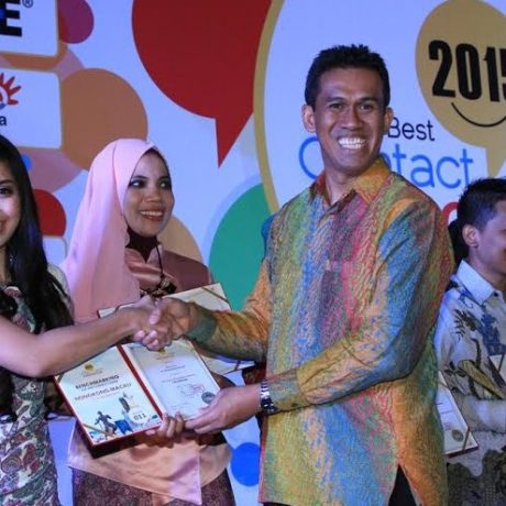 The Best Contact Center Indonesia 2015