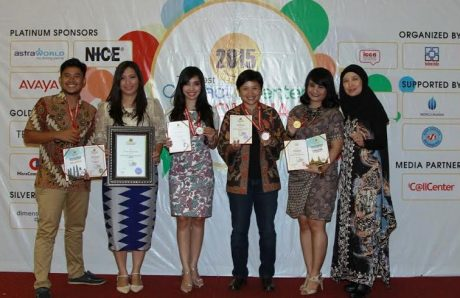 The Best Contact Center Indonesia 2015a