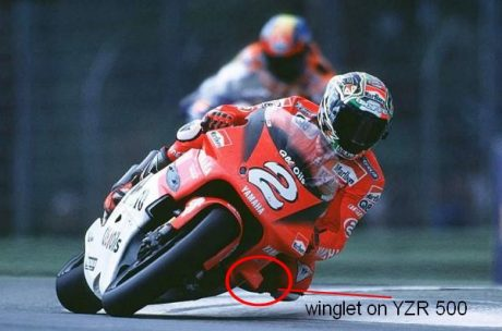 1999-YZR500 Max Biaggi action face virage.preview