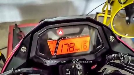 top speed sonic150r