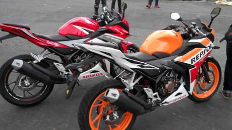 Honda new CBR150R vs old CBR150R (1)