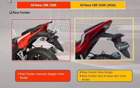 Honda new CBR150R vs old CBR150R (15)