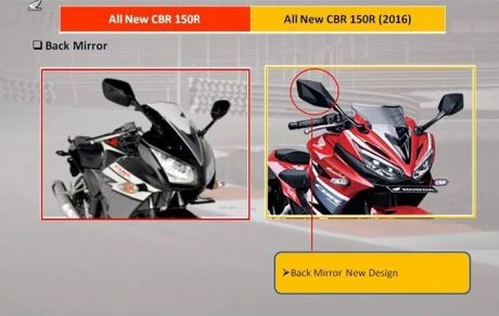 Honda new CBR150R vs old CBR150R (6)