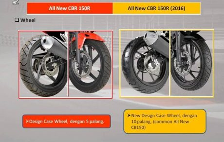 Honda new CBR150R vs old CBR150R (7)