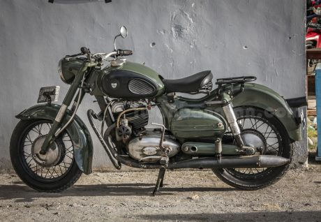 puch Motorcycles (1)