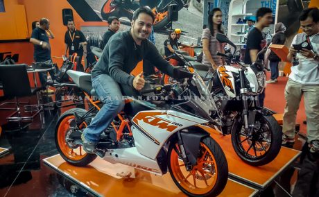 KTM Duke dan RC200 (2)