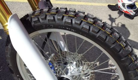 crf-250-l-knobbly-front-tyre