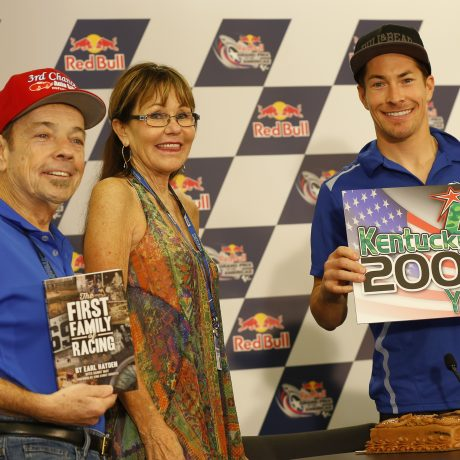 2015-MotoGP-Red-Bull-Grand-Prix-of-the-Americas-Nicky-Hayden-and-family