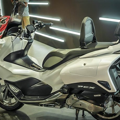 PCX Exclusive Touring – Motor