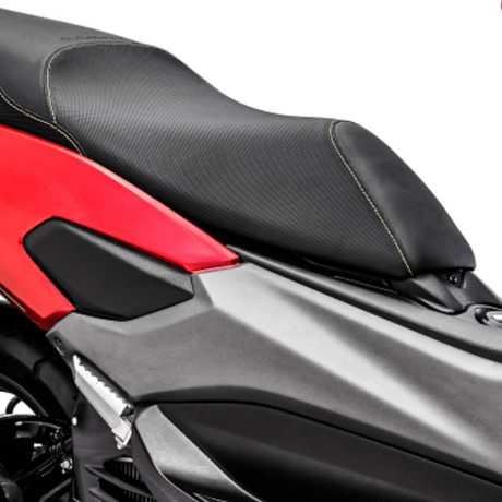 Nmax Matte Red-3