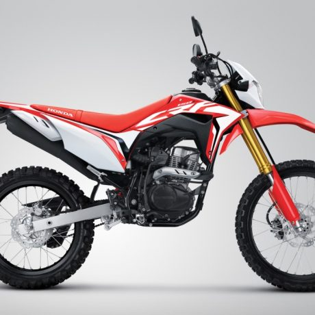 AHM_CRF150L.Extreme Red
