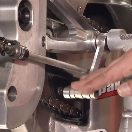 seamless gearbox