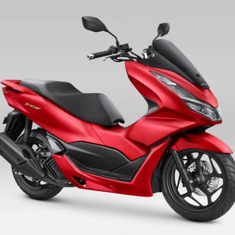 AHM PCX – Variant – Red Matte ABS – FINAL